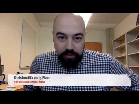İş Planı (Business Plan) ve Girişimci Olmak