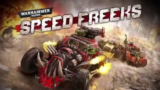 Speed Freeks: Pre-order Now