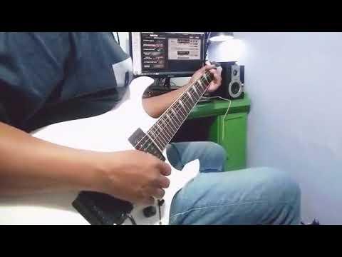Setan pasti kalah -  Rhoma Irama -  guitar cover by : Arnos kamjet