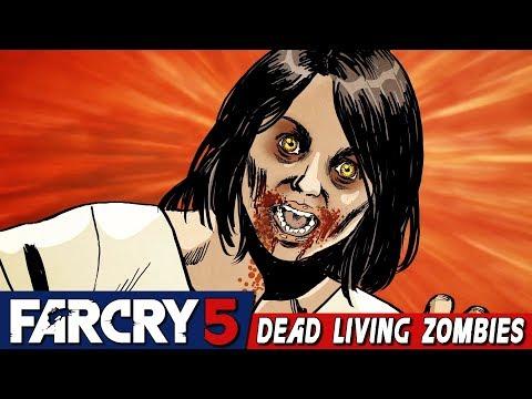 Far Cry 5 DLC Dead Living Zombies - Full Walkthrough