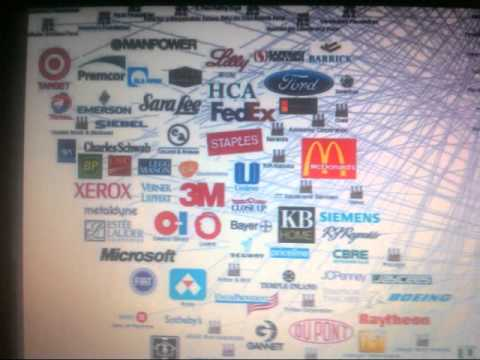 ANONYMOUS - ILLUMINATI: THE BILDERBERG MEMBERS