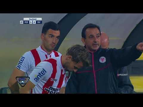 Intermedio - Fecha 3 - Penarol 6:0 River Plate