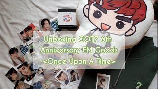 Unboxing GOT7 갓세븐6th Anni FM Goods!