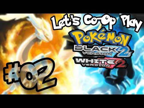 Pokemon Black 2 & White 2 Blind Co-Op Part 2 ~ The Fat Hiker