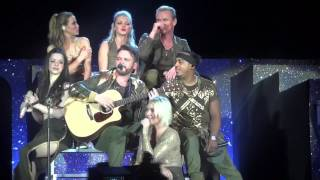 S Club 7 - Reach Acoustic [Sheffield 21.05.15]