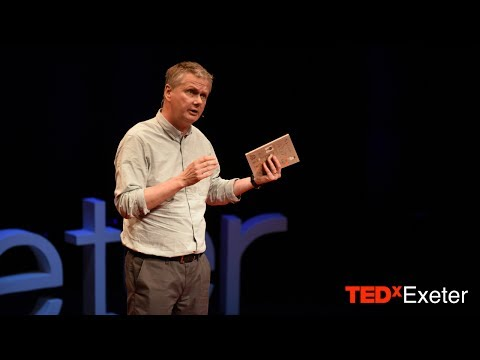 Poems for driftwood lovers and corporate thieves | Matt Harvey | TEDxExeter