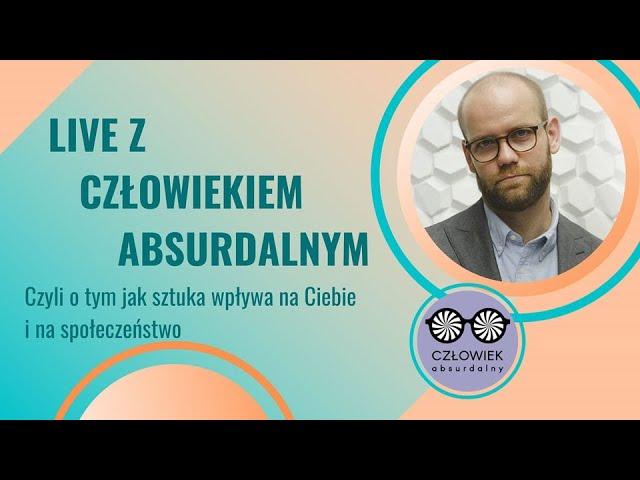 Wywiad z Łukaszem Polikowskim (Człowiek Absurdalny) - Zapis z live'a