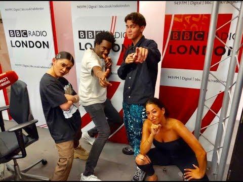 INIGO PASCUAL OPTIONS LIVE On BBC Radio 94.9FM London