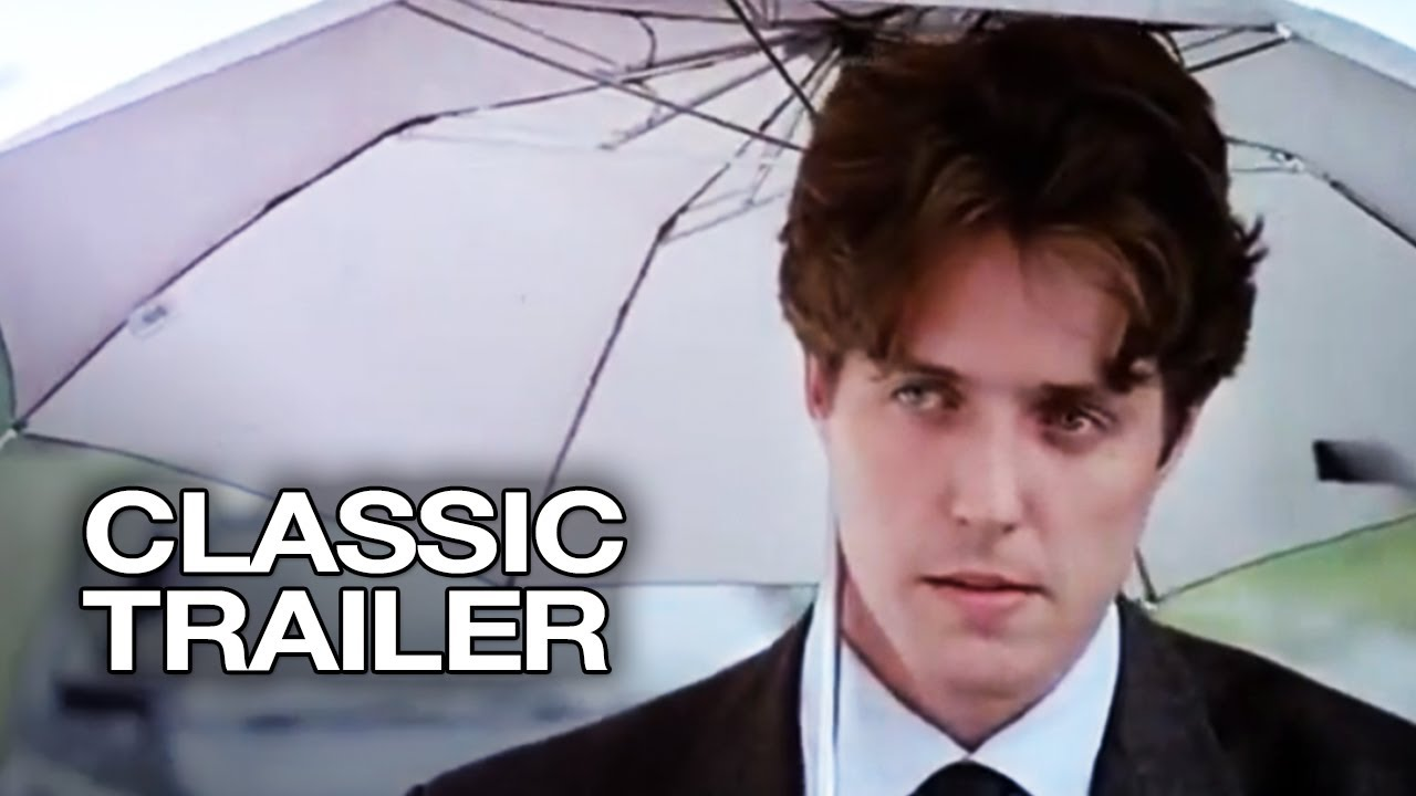 Four Weddings And A Funeral Official Trailer 1