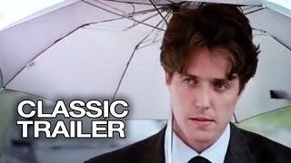 Four Weddings and a Funeral Official Trailer #1 - Simon Callow Movie (1994) HD