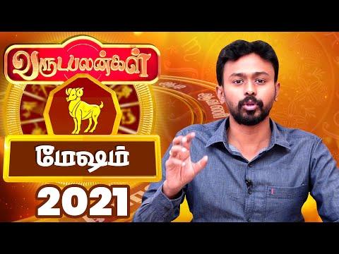 2021 Rasi Palan   Mesham 2021 New Year Palan In Tamil   மேஷம் புத்தாண்டு பலன் 2021   Balaji Hassan