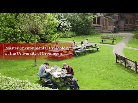 Master Environmental Psychology - YouTube