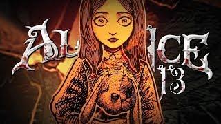 Alice Madness Returns (PL) #13 - Królowa (Gameplay PL / Zagrajmy w)