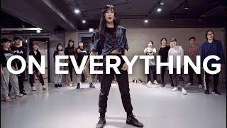 Video On Everything - DJ Khaled ft. Travis Scott, Rick Ross, Big Sean / Jin Lee Choreography download MP3, 3GP, MP4, WEBM, AVI, FLV November 2018