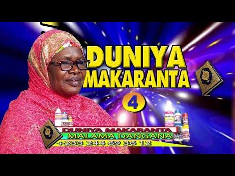 Download DUNIYA MAKARANTA 4 By Malama Dangana