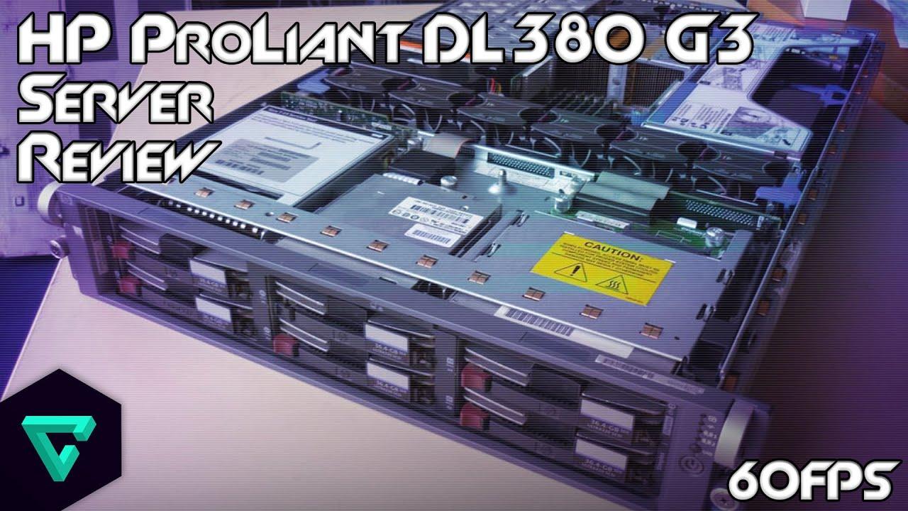 2x X56xx 6-Core CPUs 192GB RAM HP ProLiant DL380 G7 16-Bay server 64GB