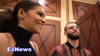 Brandon Rios (147) vs Caleb Plant (168) Check It out  EsNews Boxing