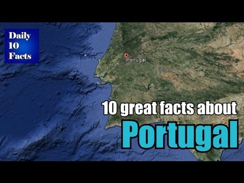 10 great facts about Portugal
