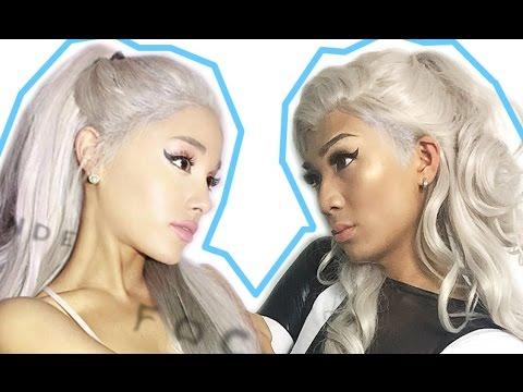 Ariana Grande Focus Music Video Makeup | Marc Zapanta