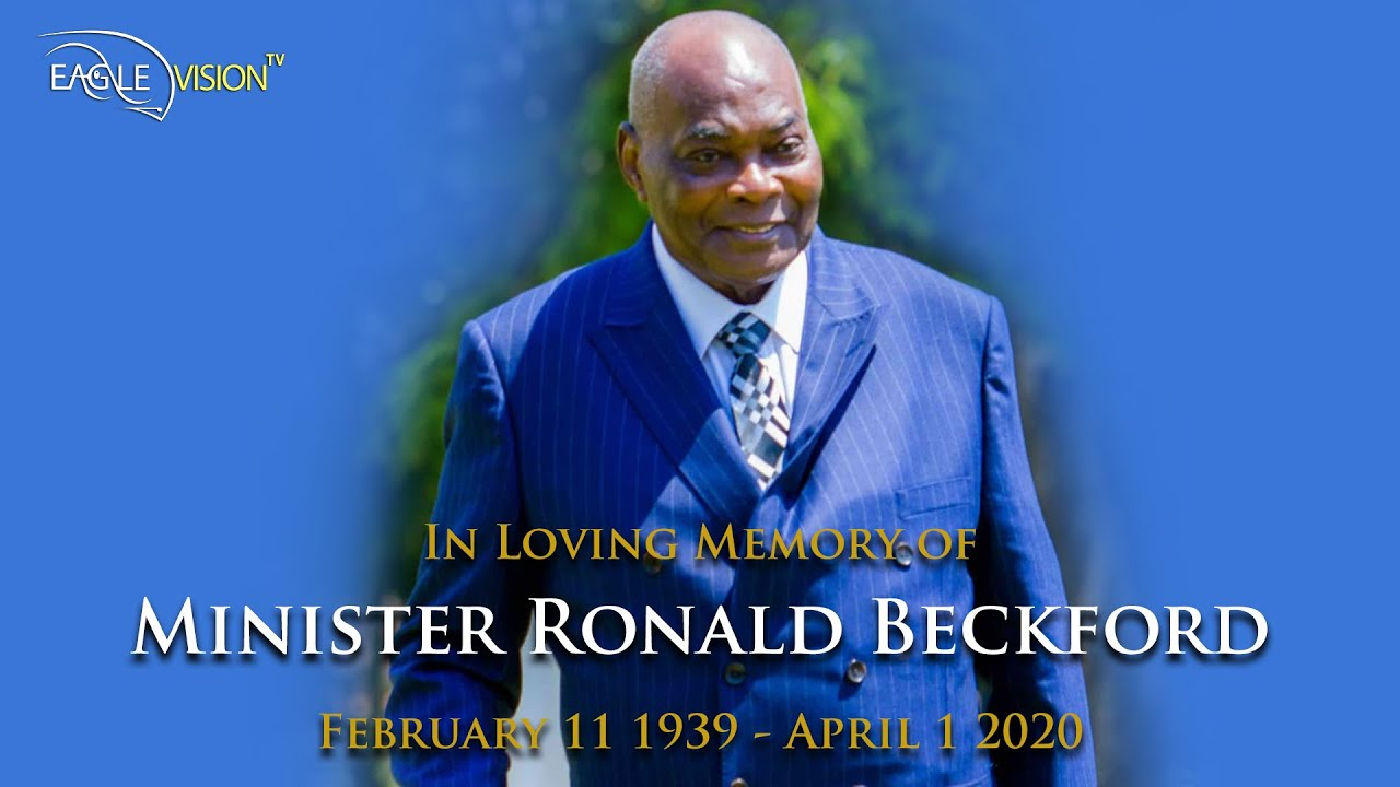 Homegoing Service of Minister Beckford