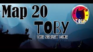 Toby The Secret Mine Walkthrough MAP 20