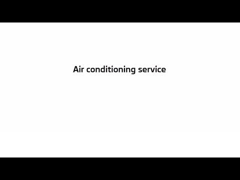 ŠKODA Service Explained \u2013 Air Conditioning Service - YouTube