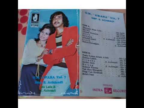 Cinta - Ida laila, OM Awara Pimp S Achmadi