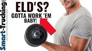 ELD's - Ya Gotta Work 'Em Baby!