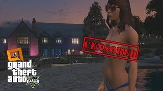 Grand Theft Auto V - PC First Impressions: Journey to the Playboy Mansion