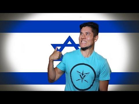 Flag/ Fan Friday! Israel
