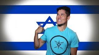 flag fan friday israel
