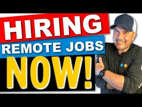 🔥11 NEW🔥 Worldwide Websites For Remote Jobs & Online Jobs
