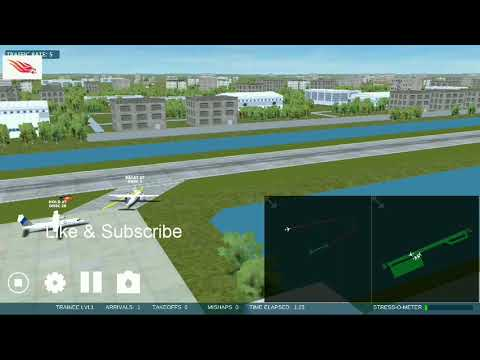 Airport Madness 3D : Volume 2 Android gameplay  