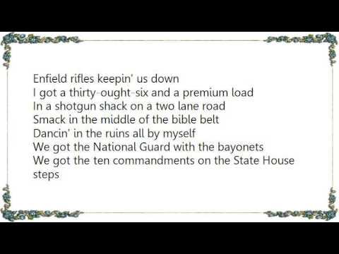 James McMurtry - Ruins of the Realm Lyrics