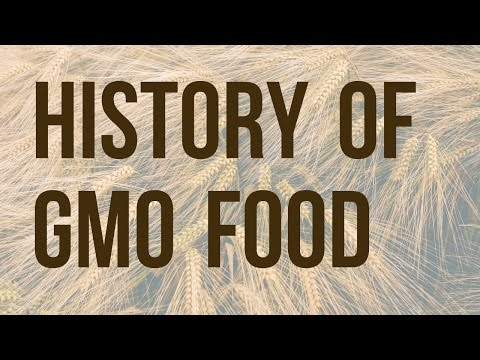 The History of Genetically Modified Foods | Melanie A. Hicks