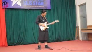 [Ulis Star] Phạm Chính Anh -  Guitar Rock: Seven nation army
