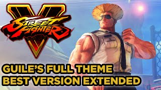 Street Fighter V ► Guile