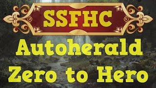 Path of Exile➥[SSFHC] Autoherald - Zero to Hero (Ep13)