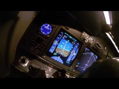 Newbie Pilots in a Boeing 737 Simulator