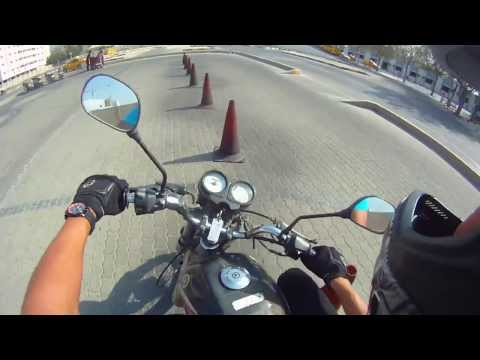 Motorcycle Riding Training Course Pt.1