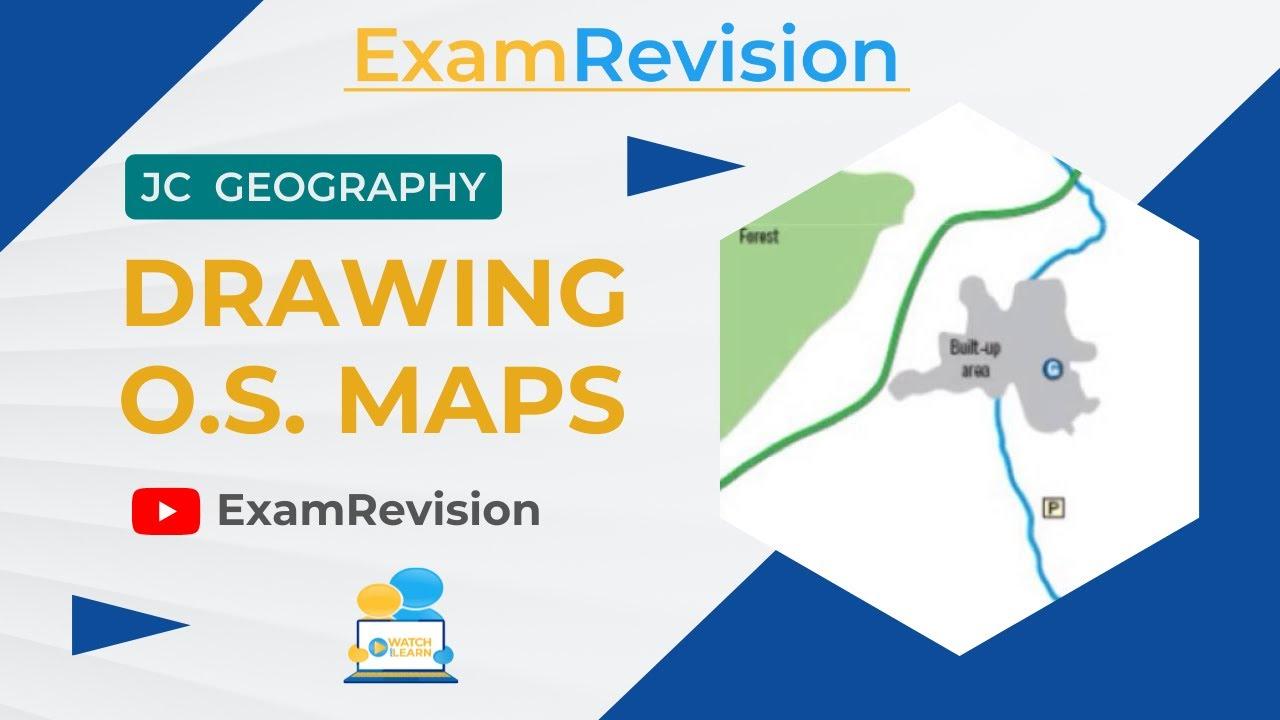 Drawing O.S Maps - Junior Cert Geo