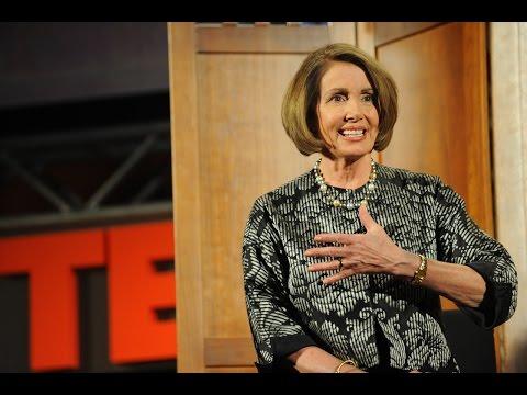 We need women in politics | Nancy Pelosi