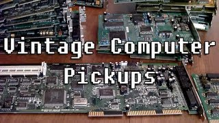 LGR - Vintage Computer Pickups - Sound & Video Cards, MSX Goodies
