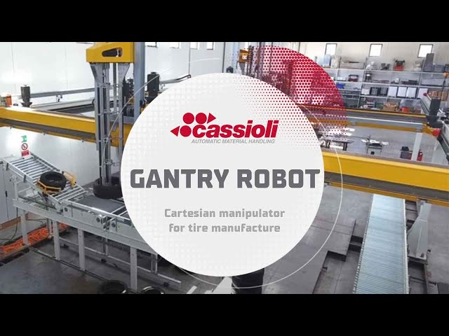 Cassioli - Gantry