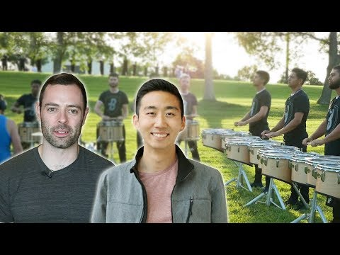 Your Drum Corps Questions (and Mine) Answered - Featuring Kyle Tsuchiya