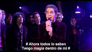 Pitch Perfect - Treblemakers Final - subtitulado Español