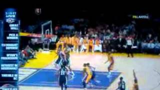 Kobe Do The Jordan Shrug (Nov. 2010)