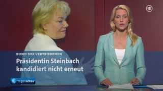 Erika Steinbach kandidiert nicht erneut für das Amt der BdV-Präsidentin
