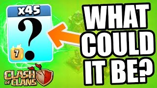 Clash Of Clans - THE FASTEST EVER TROOP REVEALED!?! - WHAT COULD IT BE?