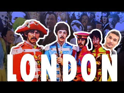 LONDRES - VOYAGE EN 2 MINUTES